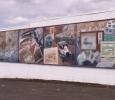 Milwaukie Historical Mural